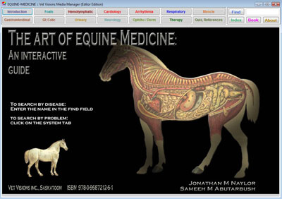 The Art of Equine Medicine